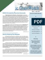 Mar-Apr 2003 Atlantic Coast Watch Newsletter