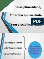 Multidiciplinariedade Interdisciplinaridade e Transdisciplinaridade 1219461870782988 8
