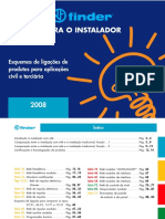 Manual Do Instalador - Finder