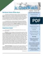 Sep-Oct 2003 Atlantic Coast Watch Newsletter