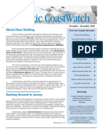 Nov-Dec 2003 Atlantic Coast Watch Newsletter