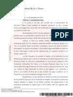 Citan a indagatoria a Julio De Vido en la causa Río Turbio