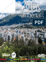 Atlas Ambiental de Quito