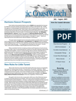 Jul-Aug 2005 Atlantic Coast Watch Newsletter