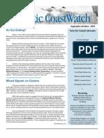 Sep-Oct 2005 Atlantic Coast Watch Newsletter