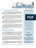 Mar-Apr 2006 Atlantic Coast Watch Newsletter