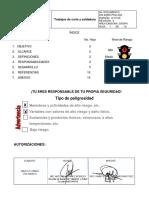 300-40800-PSIA-048 Trabajos de Corte y Soldadura