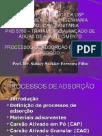 Aulas 7 e 8 - Processos de Adsorção