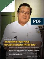 Edi Sukmoro (Direktur Aset Non Railways PT KAI)
