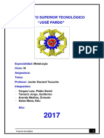 Informe proyecto tecnologico