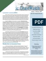 Jan-Feb 2007 Atlantic Coast Watch Newsletter