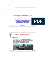 29 Civ 325 Carreteras II Mezclas