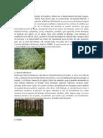 Biotopos de Guatemala