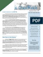 Sep-Oct 2007 Atlantic Coast Watch Newsletter