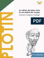 50. Plotino - Antonio Dopazo Gallego