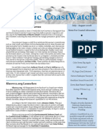 Jul-Aug 2008 Atlantic Coast Watch Newsletter