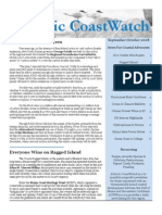 Sep-Oct 2008 Atlantic Coast Watch Newsletter