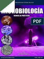 Manual de Microbiología - Estomatología - Ucv -Piura 2017