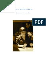 R. Guardini de La Meělancolie