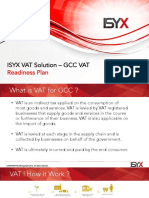 GCC VAT Solution Presentation