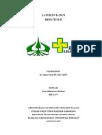 Case Report Hepatitis B