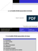 07 Methodologie Des BD (Court) (Modele EA de Base)