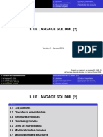 05 Utilisation Des BD (SQL DML 2)