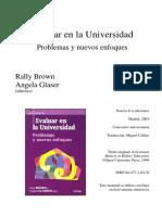 EAyE Brown-Glasner Unidad 1