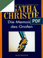 Christie, Agatha - 15 - Die Memoiren Des Grafen