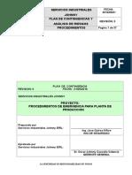 Plan de Contingencias y Analisis de Riesgos Servicios Ind Johnny Rev 04