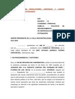 Reconocimiento de sentencia expedida en el extranjero.pdf