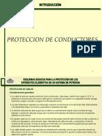 Proteccion de Cables