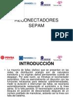 RECONECTADORES SEPAM Informativo