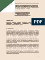 Construyendo Cuentos Estrategia Didactica y Propuesta Pedagogica Para Mejorar Las Competencias Linguisticas