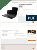 Acer Extensa 5635zg t4400 4gb 320gb Gf g105m 15
