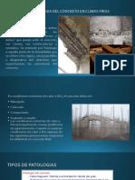 Patologia Del Concreto en Climas Frios
