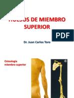 Osteologia Miembro Superior V2