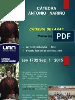 8. Marco Legal Cátedra de La Paz