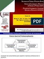 Sesión 2. Paradigmas de Aprendizaje