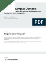 Osmosis (1)