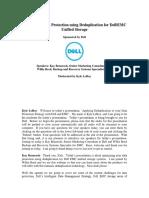 Dell-EMC Data Deduplication