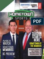 2017 HTS football magazine