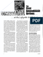 First Amendment And Private Property