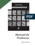 Gabarito Minigramatica 9 Edicao Copy