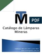 Catalogo Lamparas 2015