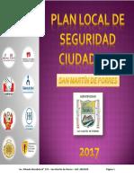 Plan Local 2017 - San Martín de Porres