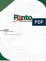 AULA 3-PORTUGUÊS-Crase Processos Práticos Para Identificação Da Crase, Casos Proibitivos e Casos Facultativos.