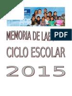 MODELO DE MEMORIA DE LABORES.doc