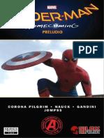 Spiderman Homecoming (Comic)