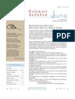 September-October 2002 Delaware Audubon Society Newsletter